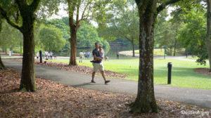 singapore botanic gardens, kebun raya bogor