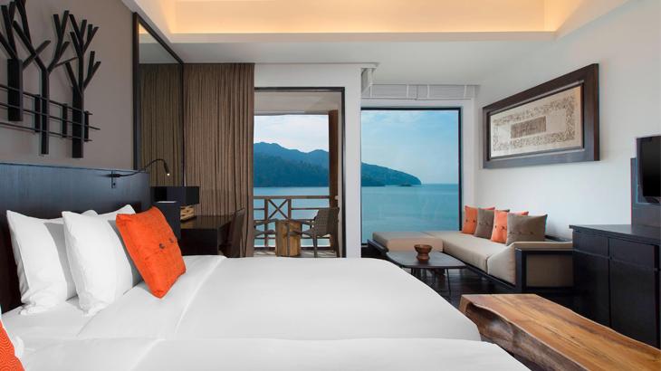 hotel romantis, the andaman langkawi
