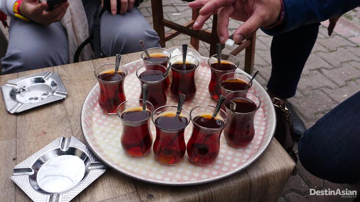 teh turki, jalaluddin rumi