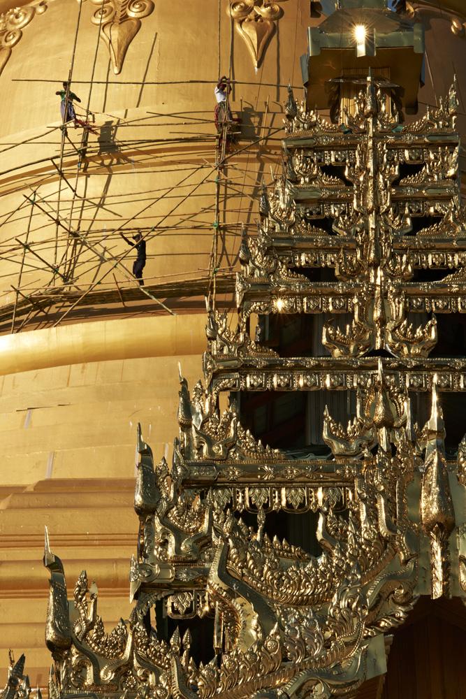 Kuil-kuil dipoles untuk menarik lebih banyak turis. Foto: Getty Images.