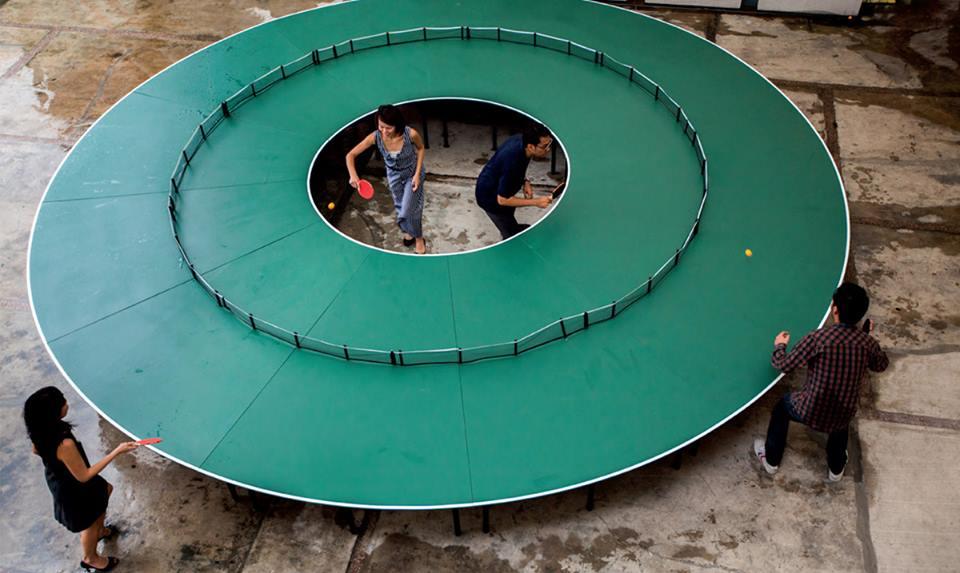 Art Basel Hong Kong 2014 akan tampilkan 17 instalasi seni raksasa.