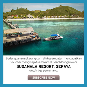 Subscribe DestinAsian Indonesia
