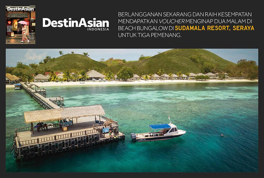Subscribe DestinAsian Indonesia - Vol 33