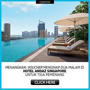 Contest DestinAsian