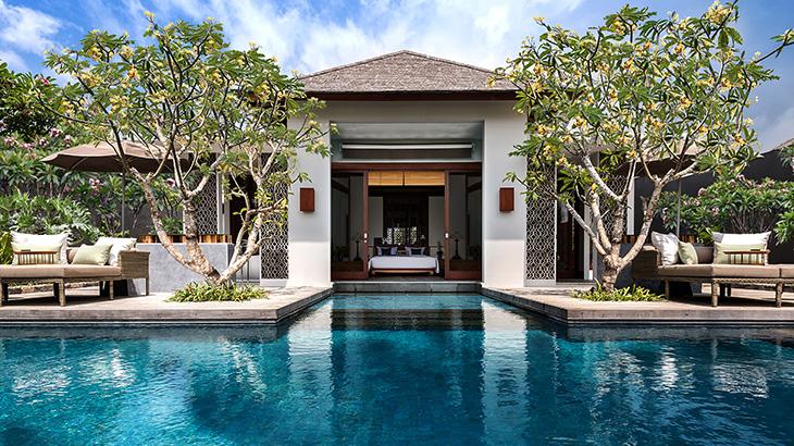 5.One Bedroom Beachfront Pool Villa Exterior