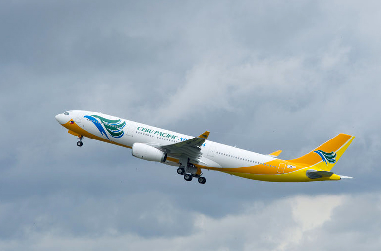Armada Airbus A330-300 milik Cebu Pacific Air. (Foto: Airbus)