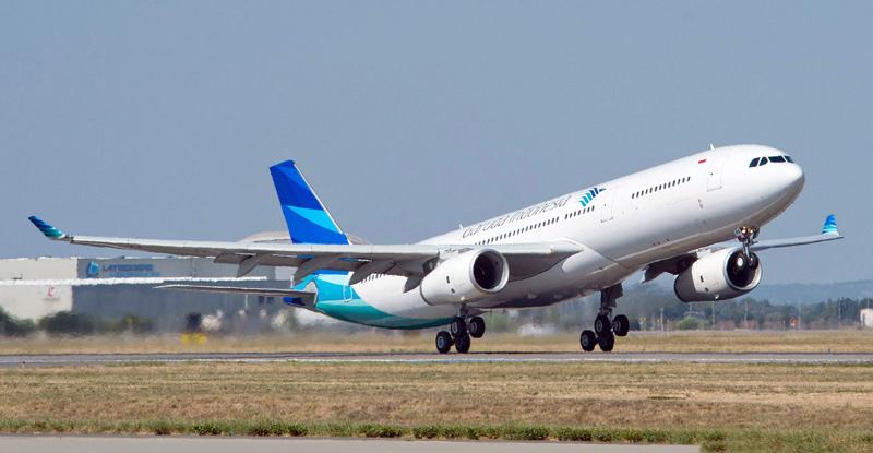 Garuda Indonesia mengaku tak begitu mempermasalahkan peraturan baru Kementerian Perhubungan tersebut.