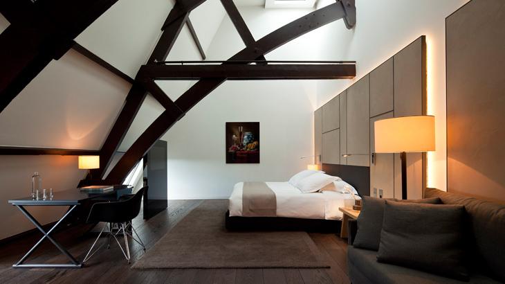 AG Hotel Conservatorium rooftop suite