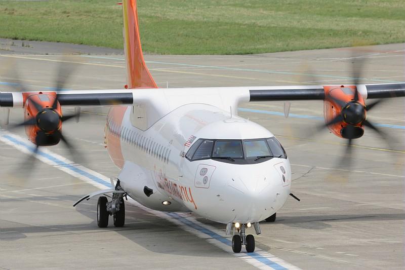 Armada ATR 72-600 milik Firefly Airlines.