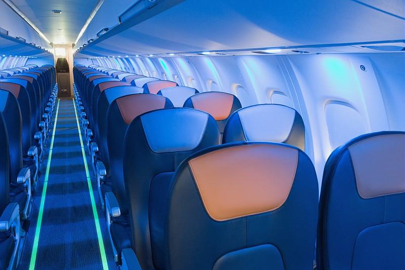 Interior ATR 72-600.