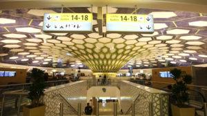 abu dhabi, bandara abu dhabi