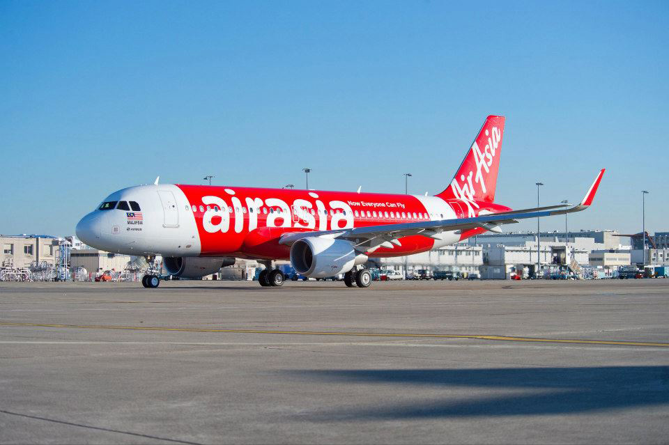 Armada A320 milik AirAsia. (Foto: P.Masclet/Airbus)