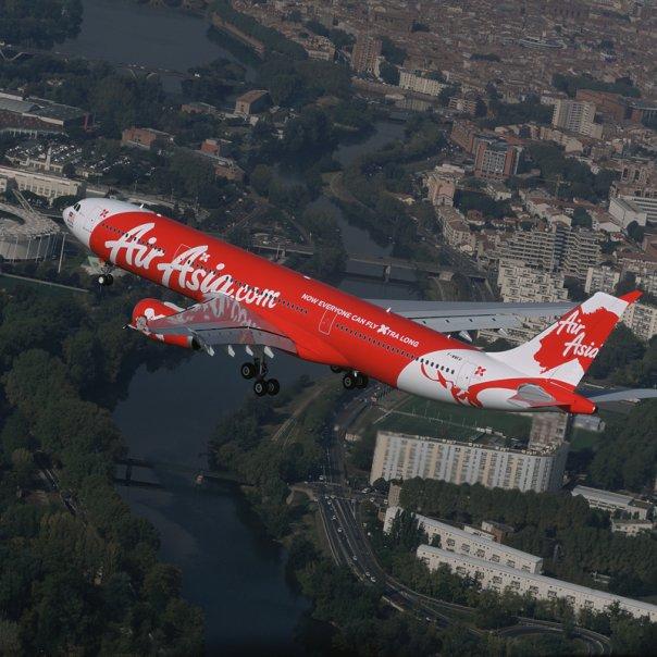 AirAsia X menggunakan armada Airbus A330 dan A340.