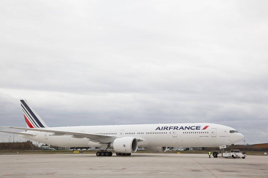 Armada Boeing 777-300.