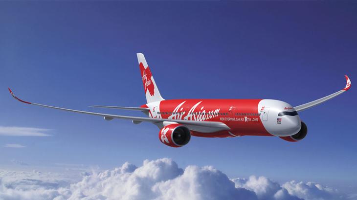 AirAsia melayani tiga rute dari Bandara Halim mulai Maret 2014.