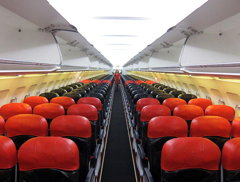 Koneksi WiFi di dalam pesawat AirAsia akan tersedia akhir tahun 2014.