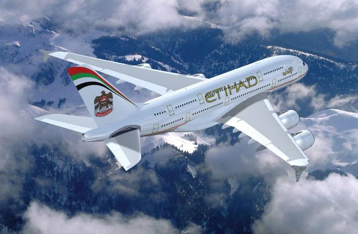 Etihad Airways adalah salah satu maskapai pertama yang menggunakan armada A380.