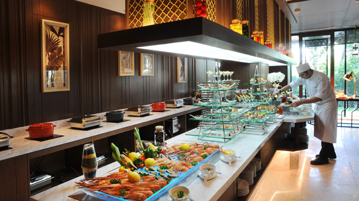 Al Meroz Hotel - Diwan Restaurant