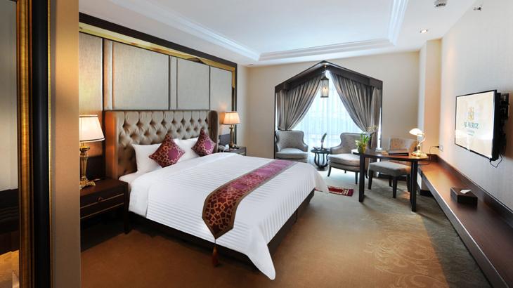Al Meroz Hotel - deluxe