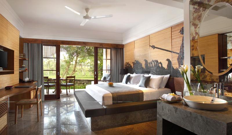 Kamar di Alaya Ubud.