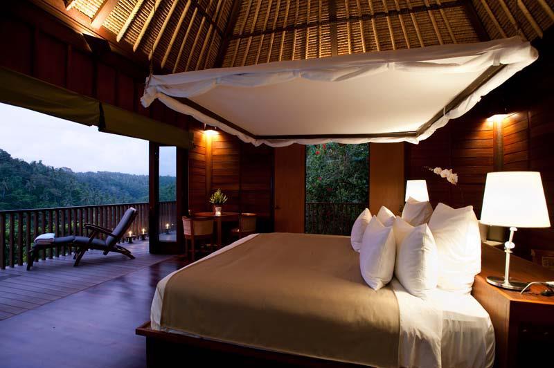 Harga kamar untuk paket Hari Raya Nyepi mulai dari $245 per malam.