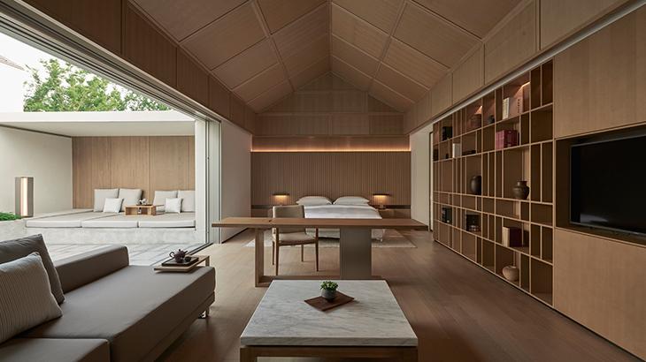 Alila Wuzhen - Accommodation - Garden Villa - Bedroom