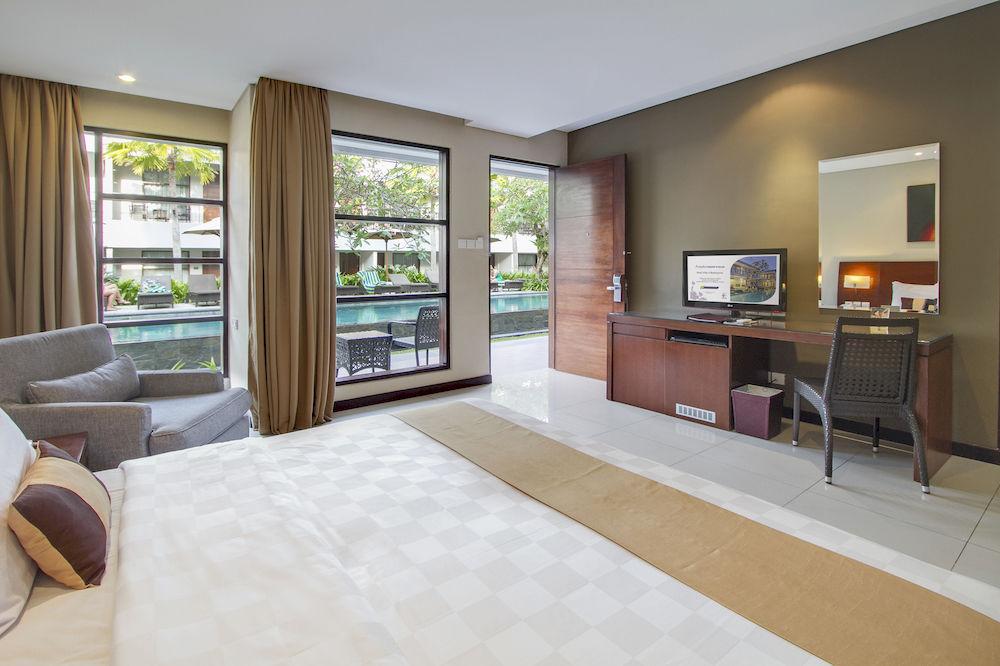 Promo ini berlaku untuk semua tipe kamar kecuali kamar tipe Superior Room.