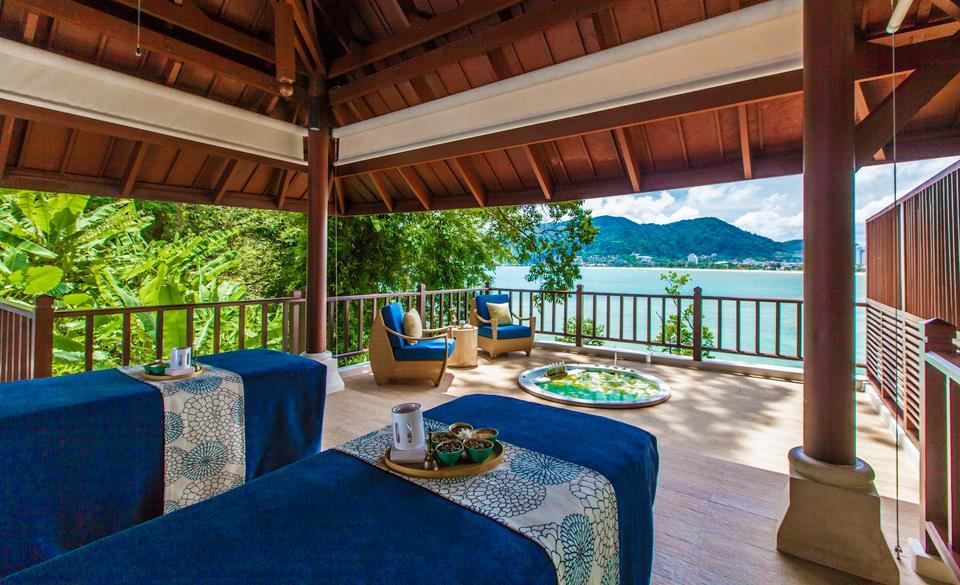 Spa dengan pemandangan Pantai Patong.