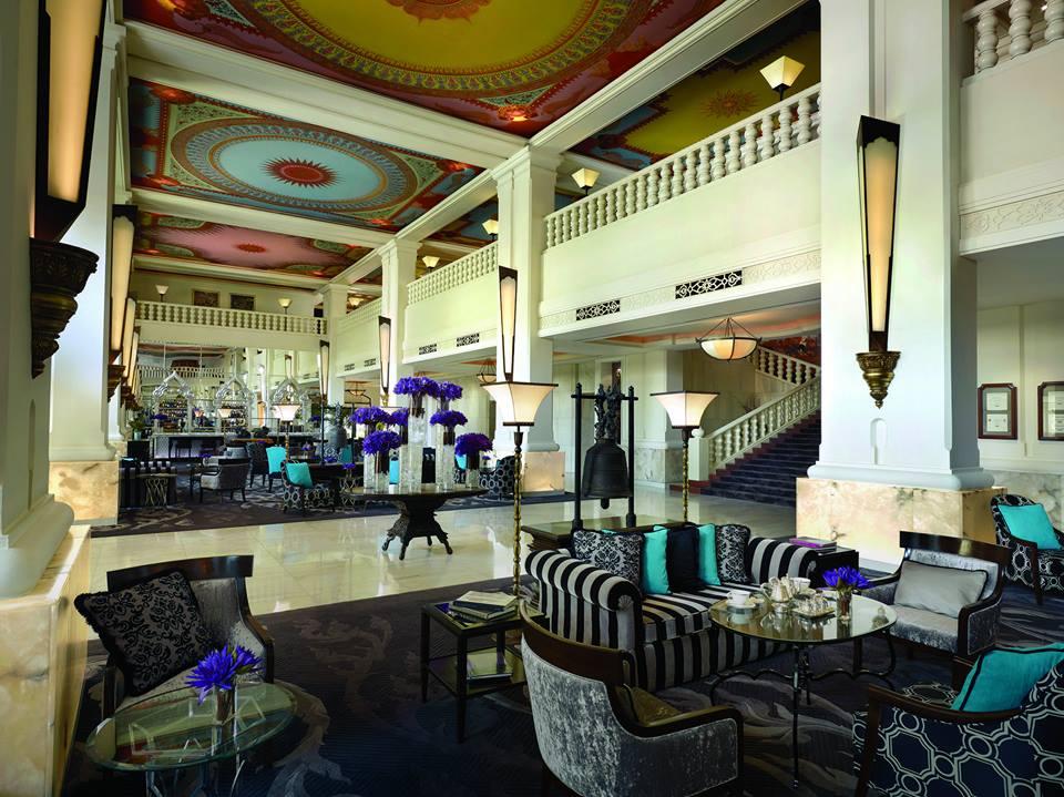 Struktur bangunan tak banyak berubah. Anantara Siam Bangkok memfokuskan penyegaran pada sisi interiornya.