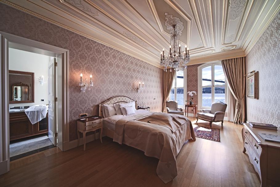 Armaggan Bosporus Suites menaungi 18 <i>suite</i> luks.