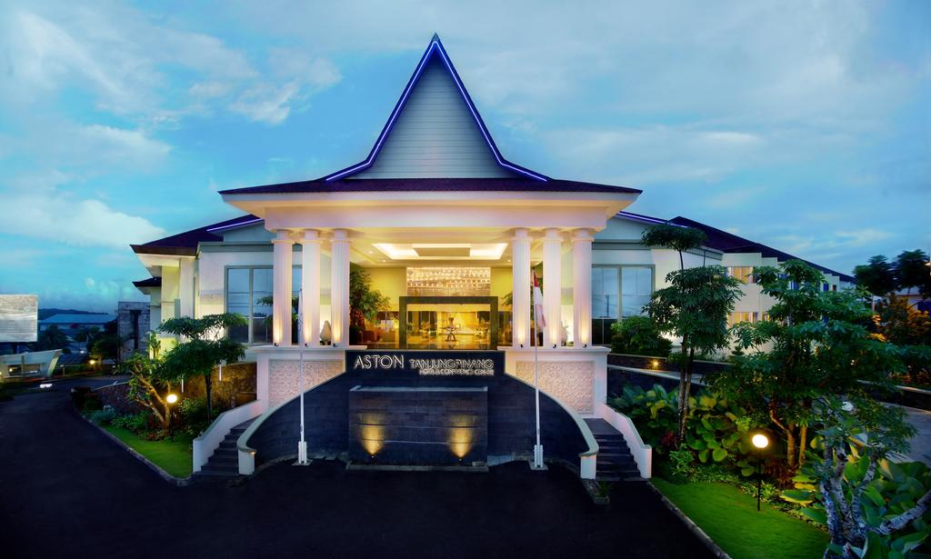 Aston Tanjung Pinang Hotel & Convention Center.