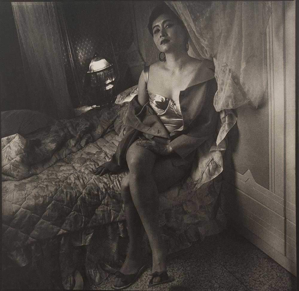 Bad Girl karya Zhang Haier, 1994