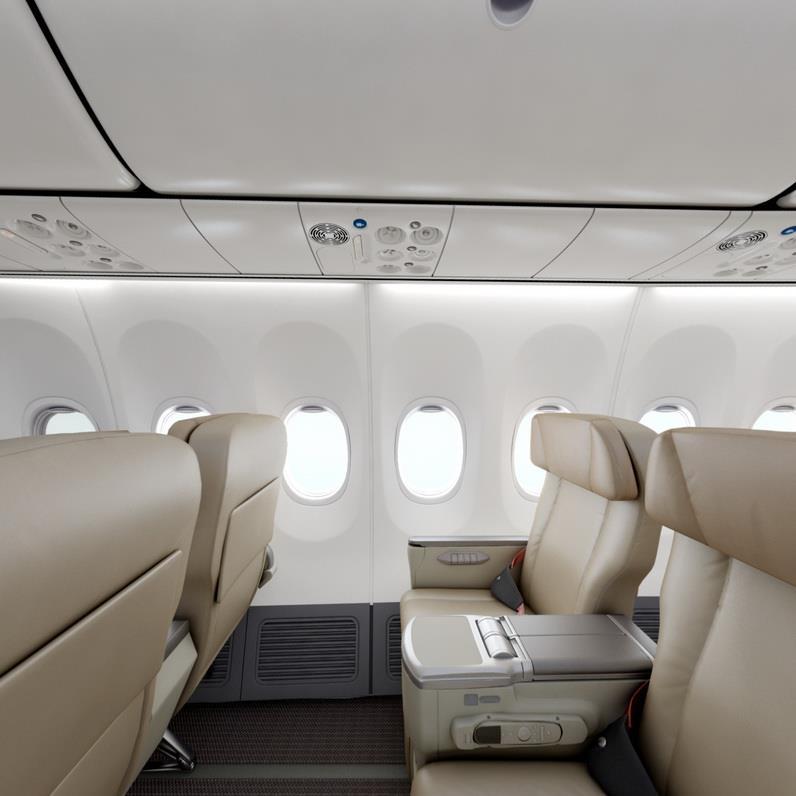 Penerbangan Jakarta-Singapura pp tersedia dalam dua pilihan kabin: ekonomi dan bisnis.