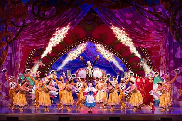 Selain tampil di Jakarta, Beauty and the Beast juga tampil di beberapa negara di Asia (Foto: Matthew Murphy).