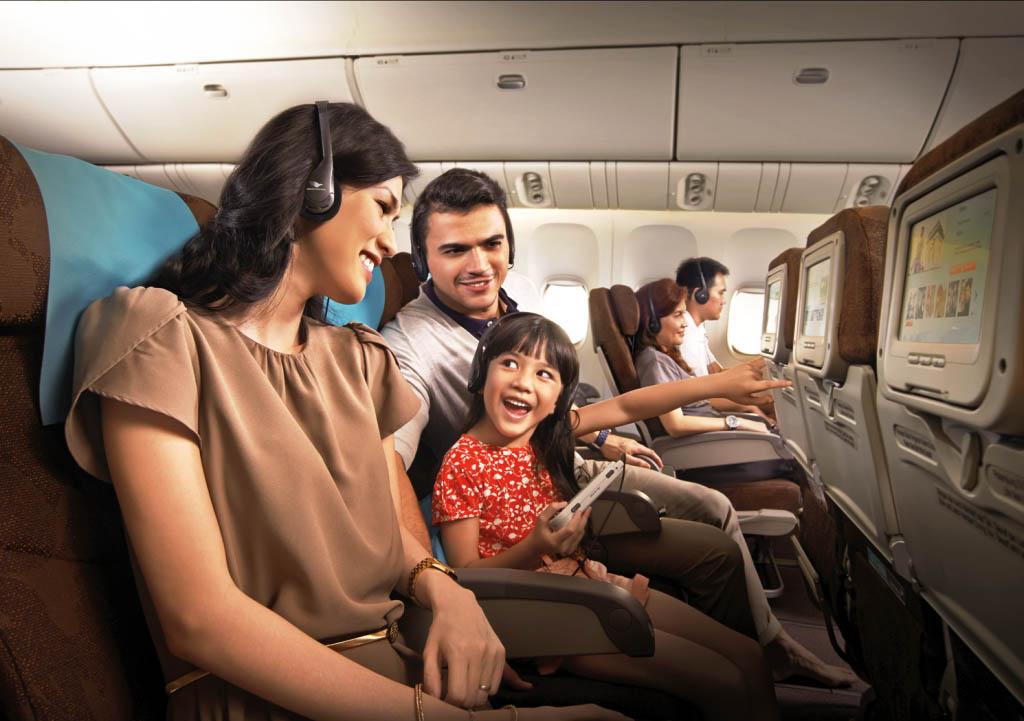 Pada 2013, Garuda juga menyabet gelar Best Economy Class versi Skytrax.