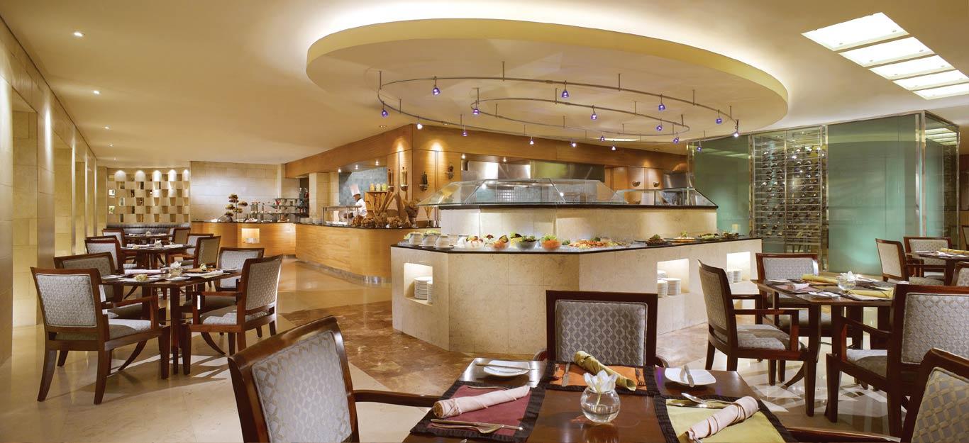 Hidangan impresif di Bogor Cafe khusus Hari Kasih Sayang.