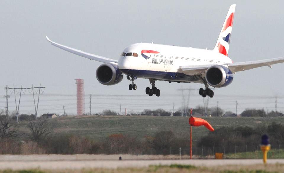 Selimut canggih ini diuji coba di penerbangan pesawat Dreamliner ke New York.
