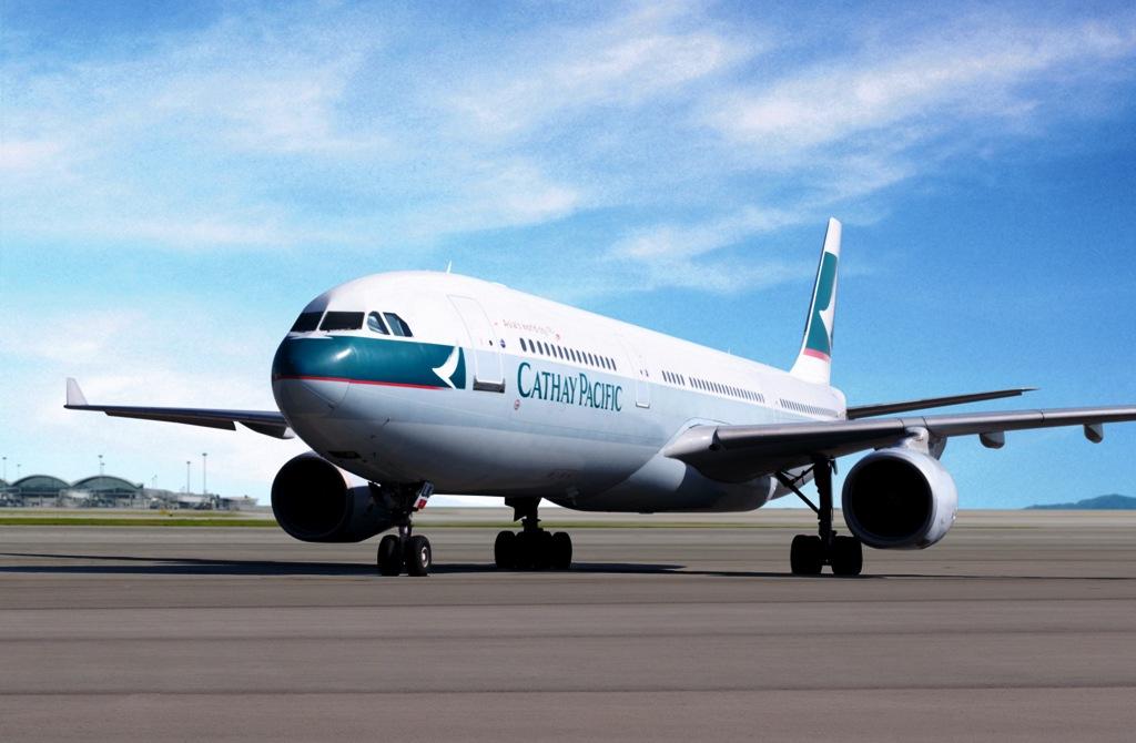Penerbangan langsung Hong Kong-Kolombo dioperasikan menggunakan pesawat Airbus 330.