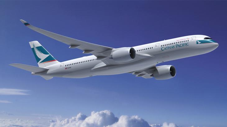 Koneksi WiFi ini sementara hanya akan tersedia di armada A350.