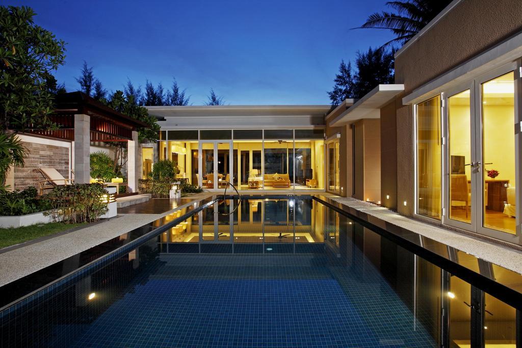 Akomodasi Deluxe Pool Villa.