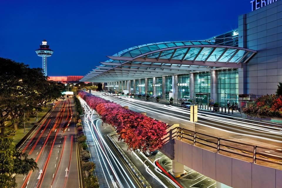 Bandara Internasional Changi telah menyabet gelar bandara terbaik di dunia sebanyak lima kali.