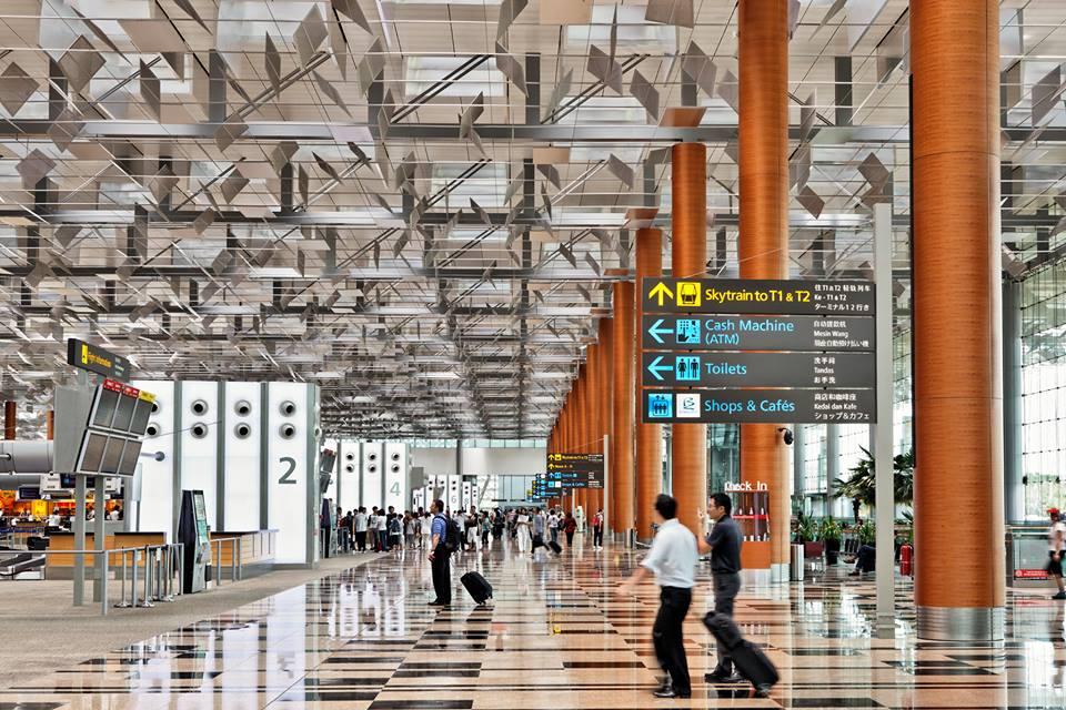 Bandara Changi selama tiga tahun berturut-turut dinobatkan sebagai yang terbaik di dunia.