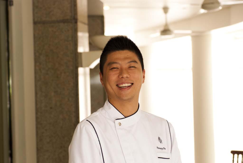 Chef Tommy Zhu.