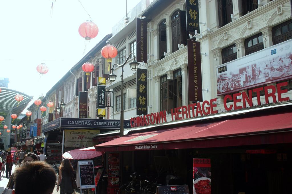 Fasad Chinatown Heritage Centre. (Foto: flickr/jofo2005)