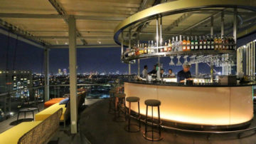 rooftop bar surabaya