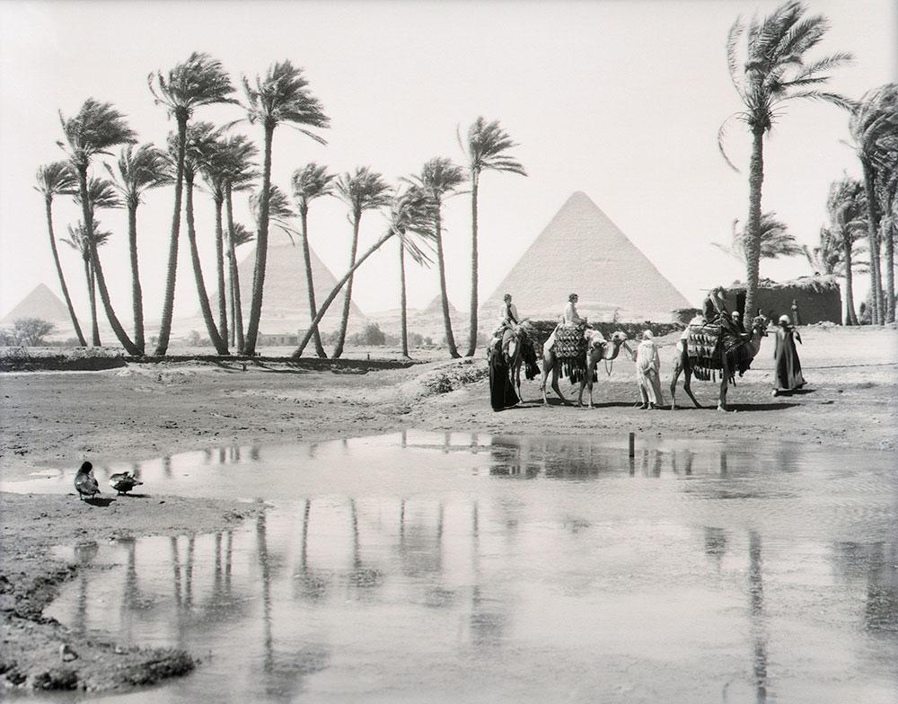 Djamaluddin Adinegoro sempat singgah di Mesir dalam ekspedisi ke Barat dari 1926 hingga 1929. (Foto: Corbis)