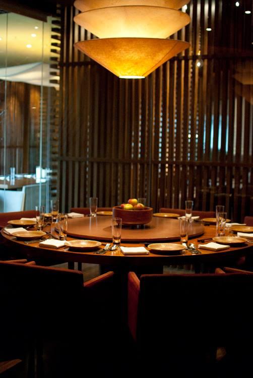 C's Steak and Seafood, salah satu restoran hotel terbaik di ibu kota.