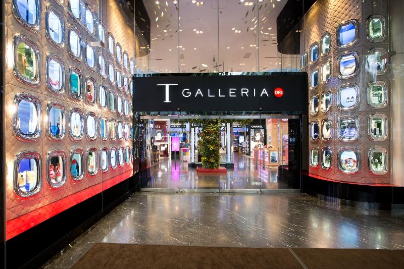 Tamu akan mendapatkan voucher belanja di T Galleria by DFS sebesar S$50.