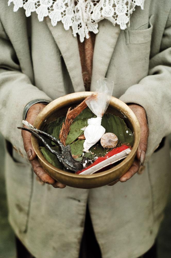 Komposisi sirih-pinang yang dikonsumsi di tanah Gayo.