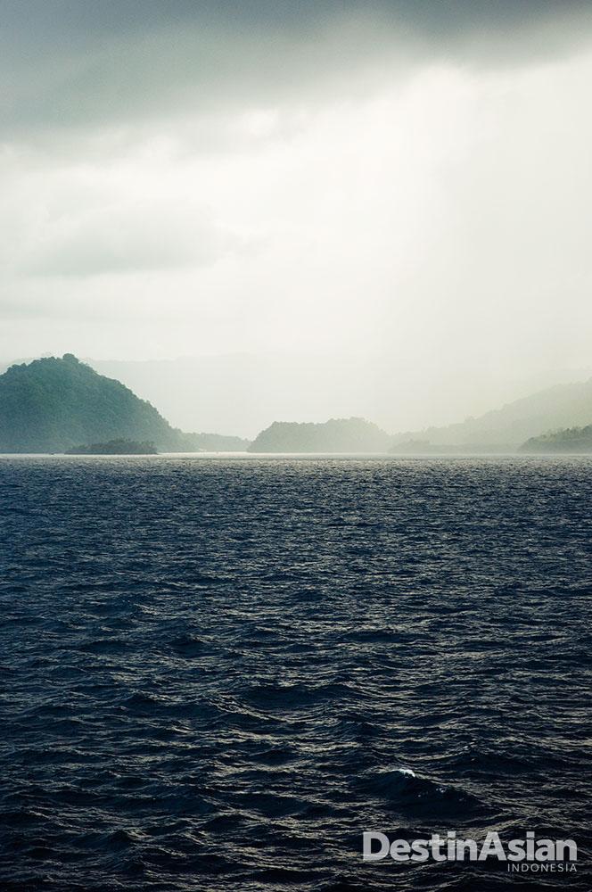 Panorama Laut Banda dengan alam bawah lautnya yang memesona.